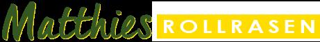 Matthies Landwirtschaft und Rasenschule - Fertigrasen / Rollrasen